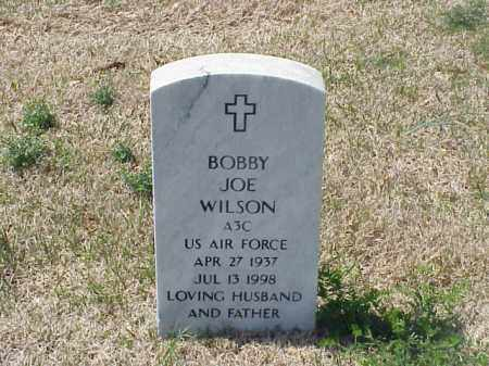 WILSON (VETERAN), BOBBY JOE - Pulaski County, Arkansas | BOBBY JOE WILSON (VETERAN) - Arkansas Gravestone Photos
