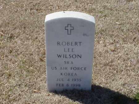WILSON (VETERAN KOR), ROBERT LEE - Pulaski County, Arkansas | ROBERT LEE WILSON (VETERAN KOR) - Arkansas Gravestone Photos
