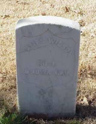 WILSON (VETERAN UNION), JAMES - Pulaski County, Arkansas   JAMES WILSON (VETERAN UNION) - Arkansas Gravestone Photos