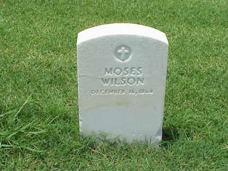 WILSON, MOSES - Pulaski County, Arkansas | MOSES WILSON - Arkansas Gravestone Photos