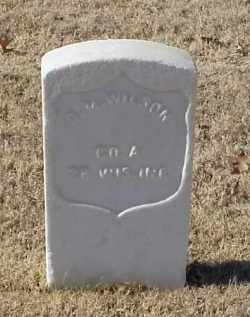 WILSON (VETERAN UNION), O M - Pulaski County, Arkansas | O M WILSON (VETERAN UNION) - Arkansas Gravestone Photos