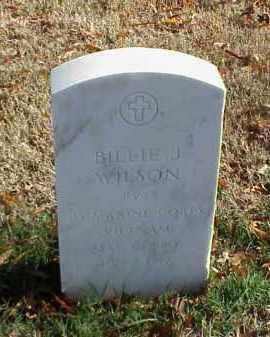 WILSON (VETERAN VIET), BILLIE J - Pulaski County, Arkansas | BILLIE J WILSON (VETERAN VIET) - Arkansas Gravestone Photos