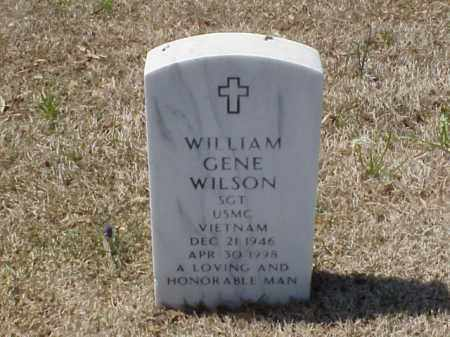 WILSON (VETERAN VIET), WILLIAM GENE - Pulaski County, Arkansas | WILLIAM GENE WILSON (VETERAN VIET) - Arkansas Gravestone Photos