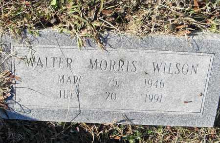 WILSON, WALTER MORRIS - Pulaski County, Arkansas | WALTER MORRIS WILSON - Arkansas Gravestone Photos