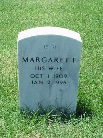 WIRTHLIN, MARGARET F - Pulaski County, Arkansas | MARGARET F WIRTHLIN - Arkansas Gravestone Photos
