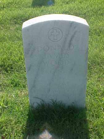 WOOD (VETERAN), DONALD JAMES - Pulaski County, Arkansas   DONALD JAMES WOOD (VETERAN) - Arkansas Gravestone Photos