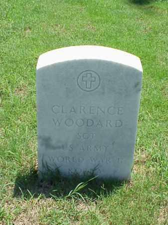 WOODARD (VETERAN 2 WARS), CLARENCE - Pulaski County, Arkansas | CLARENCE WOODARD (VETERAN 2 WARS) - Arkansas Gravestone Photos