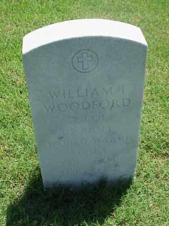 WOODFORD (VETERAN 2 WARS), WILLIAM I - Pulaski County, Arkansas | WILLIAM I WOODFORD (VETERAN 2 WARS) - Arkansas Gravestone Photos