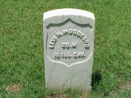 WOODFORD (VETERAN UNION), LEVI H - Pulaski County, Arkansas | LEVI H WOODFORD (VETERAN UNION) - Arkansas Gravestone Photos