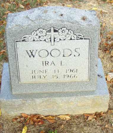 WOODS, IRA L. - Pulaski County, Arkansas | IRA L. WOODS - Arkansas Gravestone Photos