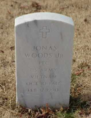 WOODS, JR (VETERAN VIET), JONAS - Pulaski County, Arkansas   JONAS WOODS, JR (VETERAN VIET) - Arkansas Gravestone Photos