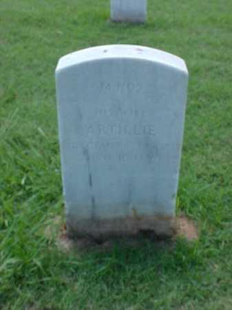 WORD, ARTILLIE - Pulaski County, Arkansas | ARTILLIE WORD - Arkansas Gravestone Photos