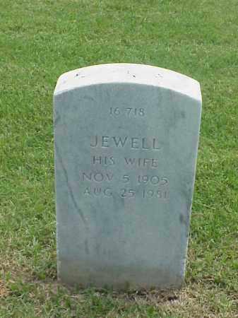 WORLEIN, JEWELL - Pulaski County, Arkansas   JEWELL WORLEIN - Arkansas Gravestone Photos