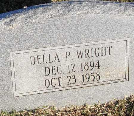WRIGHT, DELLA - Pulaski County, Arkansas   DELLA WRIGHT - Arkansas Gravestone Photos