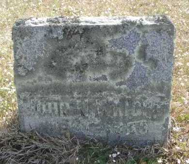 WRIGHT, JOHN NELSON - Pulaski County, Arkansas | JOHN NELSON WRIGHT - Arkansas Gravestone Photos