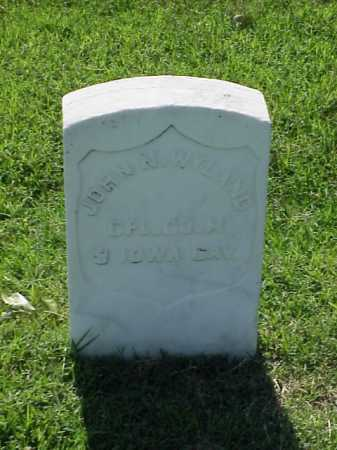 WYLAND (VETERAN UNION), JOHN N - Pulaski County, Arkansas | JOHN N WYLAND (VETERAN UNION) - Arkansas Gravestone Photos
