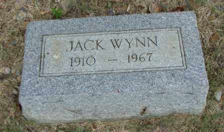 WYNN, JACK - Pulaski County, Arkansas | JACK WYNN - Arkansas Gravestone Photos