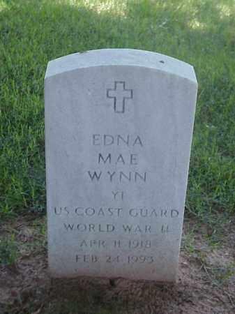 WYNN (VETERAN WWII), EDNA MAE - Pulaski County, Arkansas | EDNA MAE WYNN (VETERAN WWII) - Arkansas Gravestone Photos