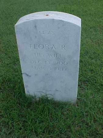 YACKLEY, FLORA R - Pulaski County, Arkansas   FLORA R YACKLEY - Arkansas Gravestone Photos