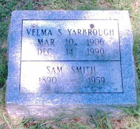 YARBROUGH, VELMA  S. - Pulaski County, Arkansas | VELMA  S. YARBROUGH - Arkansas Gravestone Photos