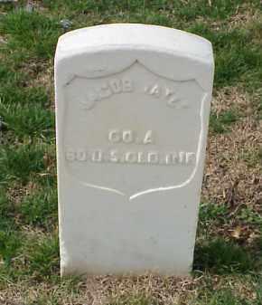 YATES (VETERAN UNION), JACOB - Pulaski County, Arkansas | JACOB YATES (VETERAN UNION) - Arkansas Gravestone Photos