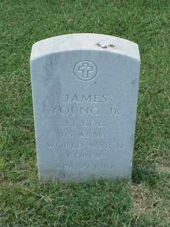 YOUNG, JR (VETERAN 2 WARS), JAMES - Pulaski County, Arkansas | JAMES YOUNG, JR (VETERAN 2 WARS) - Arkansas Gravestone Photos