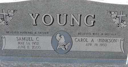 YOUNG, SAMUEL C. - Pulaski County, Arkansas | SAMUEL C. YOUNG - Arkansas Gravestone Photos