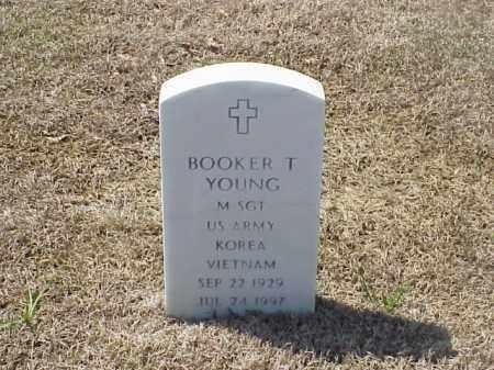 YOUNG (VETERAN 2 WARS), BOOKER T - Pulaski County, Arkansas   BOOKER T YOUNG (VETERAN 2 WARS) - Arkansas Gravestone Photos
