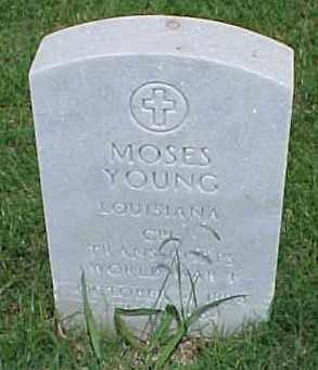 YOUNG (VETERAN WWI), MOSES - Pulaski County, Arkansas   MOSES YOUNG (VETERAN WWI) - Arkansas Gravestone Photos