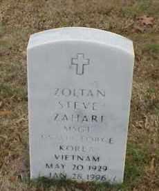 ZAHARI (VETERAN 2WARS), ZOLTAN STEVE - Pulaski County, Arkansas | ZOLTAN STEVE ZAHARI (VETERAN 2WARS) - Arkansas Gravestone Photos