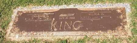 KING, WILMA R. - Randolph County, Arkansas | WILMA R. KING - Arkansas Gravestone Photos