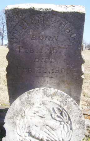 ABBOTT, WILLIAM - Randolph County, Arkansas | WILLIAM ABBOTT - Arkansas Gravestone Photos