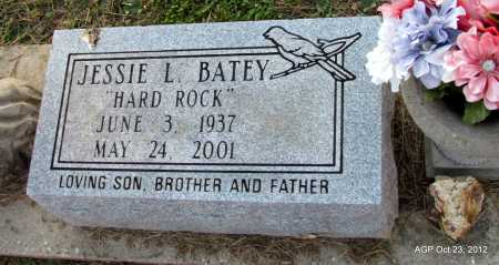 BATEY, JESSIE L - Randolph County, Arkansas   JESSIE L BATEY - Arkansas Gravestone Photos