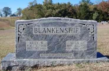BLANKENSHIP, LULA I. - Randolph County, Arkansas | LULA I. BLANKENSHIP - Arkansas Gravestone Photos