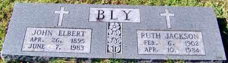 BLY, RUTH - Randolph County, Arkansas | RUTH BLY - Arkansas Gravestone Photos