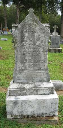 BOAS, WILLIAM E. - Randolph County, Arkansas | WILLIAM E. BOAS - Arkansas Gravestone Photos
