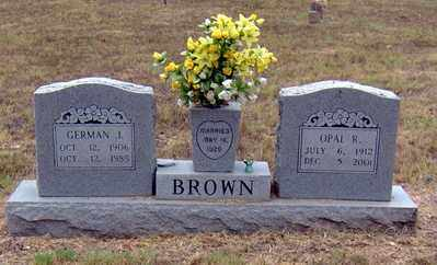 MANIS BROWN, OPAL RETHIA - Randolph County, Arkansas | OPAL RETHIA MANIS BROWN - Arkansas Gravestone Photos