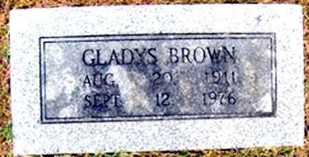 DAVIS BROWN, GLADYS MARIE - Randolph County, Arkansas | GLADYS MARIE DAVIS BROWN - Arkansas Gravestone Photos