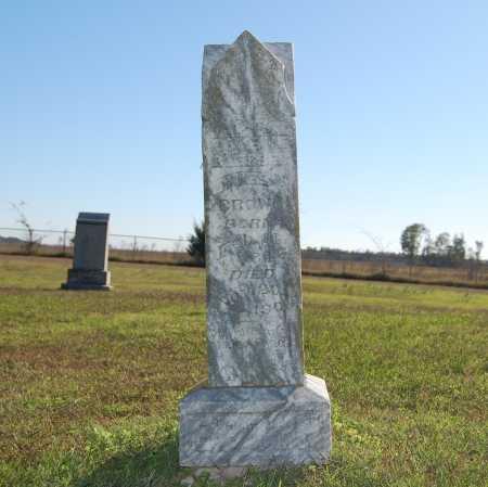 BROWN, JAMES H. - Randolph County, Arkansas | JAMES H. BROWN - Arkansas Gravestone Photos