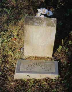 CAMPBELL, JOSEPH A - Randolph County, Arkansas | JOSEPH A CAMPBELL - Arkansas Gravestone Photos