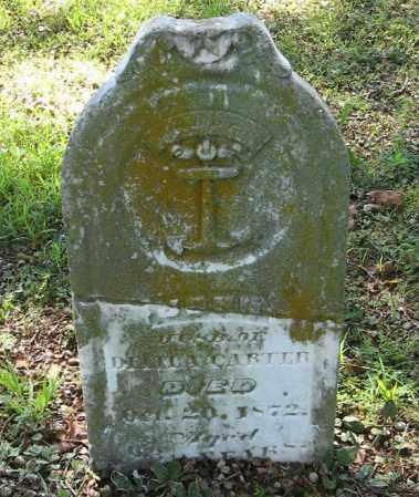 CARTER, JOHN - Randolph County, Arkansas | JOHN CARTER - Arkansas Gravestone Photos