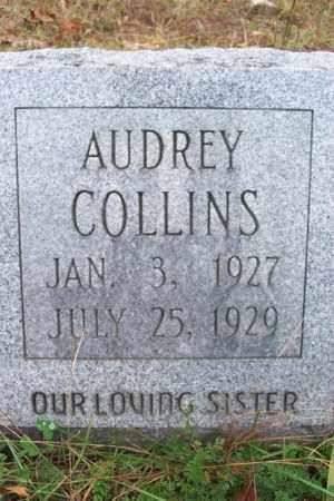 COLLINS, AUDREY - Randolph County, Arkansas | AUDREY COLLINS - Arkansas Gravestone Photos