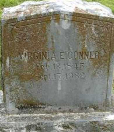 MARTIN CONNER, VIRGINIA ELLEN - Randolph County, Arkansas | VIRGINIA ELLEN MARTIN CONNER - Arkansas Gravestone Photos