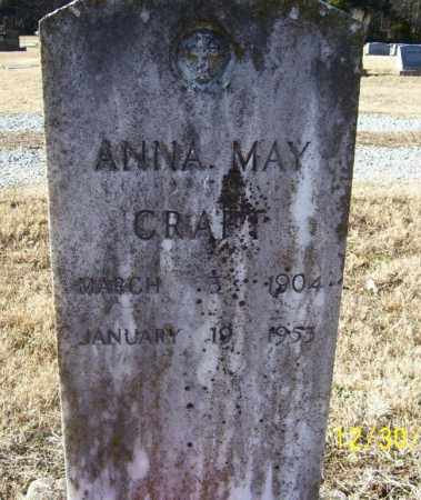 SCOTT CRAFT, ANNA MAY - Randolph County, Arkansas | ANNA MAY SCOTT CRAFT - Arkansas Gravestone Photos