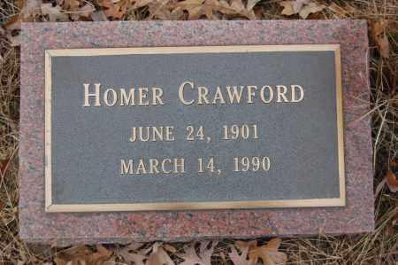CRAWFORD, HOMER - Randolph County, Arkansas | HOMER CRAWFORD - Arkansas Gravestone Photos