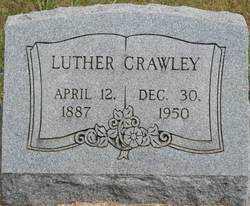 CRAWLEY, ROBERT LUTHER - Randolph County, Arkansas   ROBERT LUTHER CRAWLEY - Arkansas Gravestone Photos