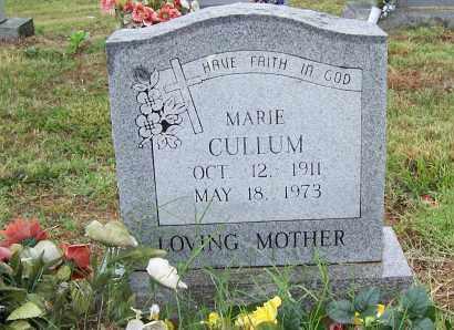 CULLUM, MARIE - Randolph County, Arkansas | MARIE CULLUM - Arkansas Gravestone Photos