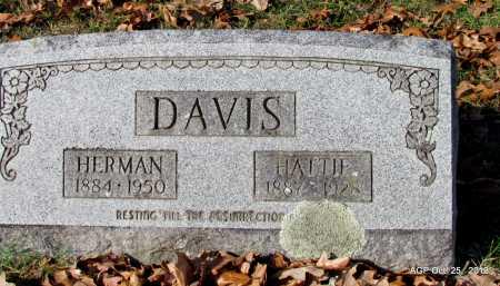 DAVIS, HATTIE LUEANNA - Randolph County, Arkansas | HATTIE LUEANNA DAVIS - Arkansas Gravestone Photos