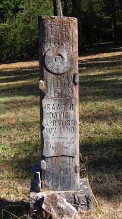 DAVIS, ISAAC R - Randolph County, Arkansas | ISAAC R DAVIS - Arkansas Gravestone Photos