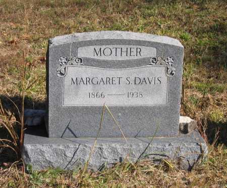 DAVIS, MARGARET SUSAN - Randolph County, Arkansas | MARGARET SUSAN DAVIS - Arkansas Gravestone Photos